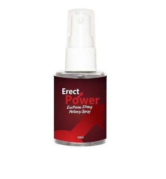 Spray'e na potencję dla mężczyzn